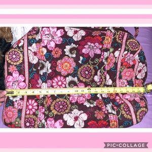 Vera Bradley Bags - Used Vera Bradley duffle bag